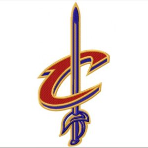 Cleveland-Cavs-logo-embroidery-designs