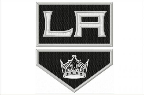 LA-kings-logo-embroidery-designs