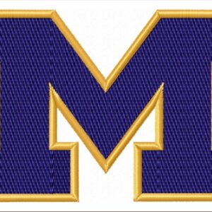 Michigan-Wolverines-M-logo-embroidery-designs