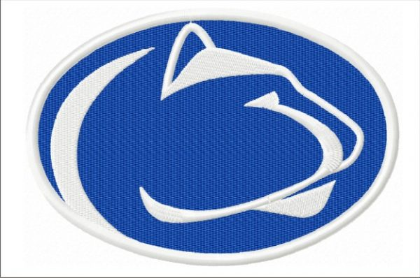 Nittany Lions Embroidery Design