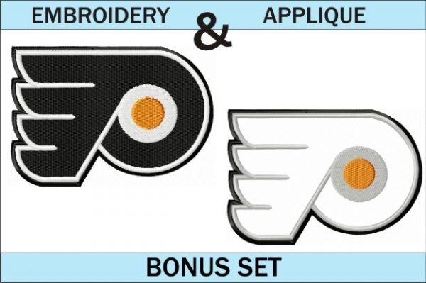 Philadelphia-flyers-logo-embroidery-and-applique-designs-bonus-set