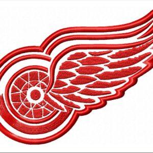 Detroit-Red-Wings-logo-applique-designs