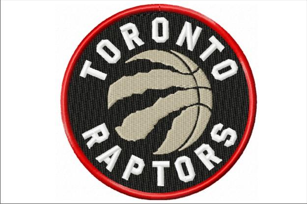 c0f9fe87e9950 Toronto Raptors Embroidery Design