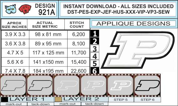 Purdue-University-applique-design-infochart