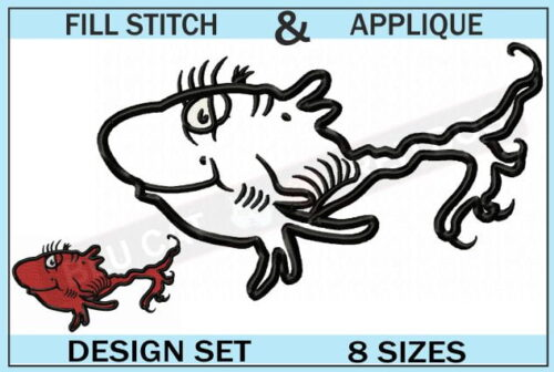 dr-seuss-red-fish-embroidery-set-blucatreddog.is