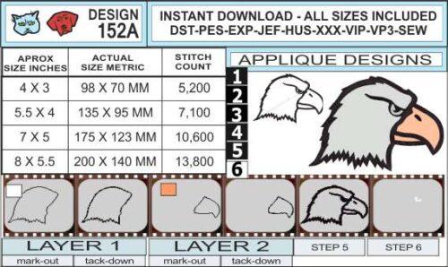 eagle-head-applique-design-infochart