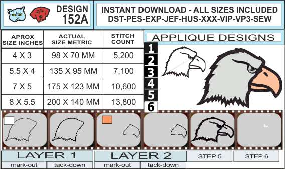 eagle-head-applique-design-infochart