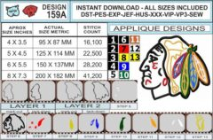 chicago-blackhawks-applique-design-infochart