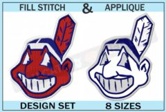 cleveland-indians-embroidery-logo-set-blucatreddog.is