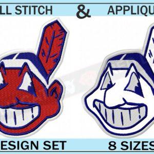 cleveland-indians-embroidery-logo-set-blucatreddog.is
