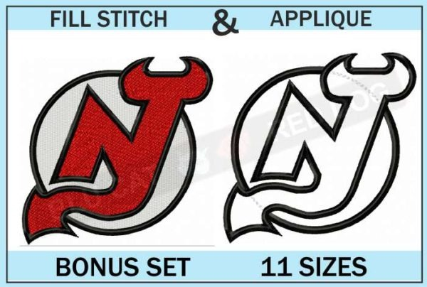 NJ-devils-embroidery-logo-set-blucatreddog.is