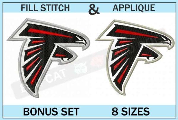 atlanta-falcons-embroidery-logo-set-blucatreddog.is