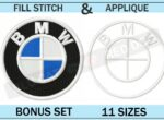 BMW-embroidery-logo-set-blucatreddog.is