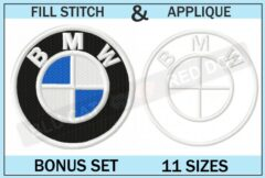 BMW-embroidery-logo-set-blucatreddog.is