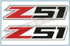 Corvette-z51-embroidery-logo-set-blucatreddog.is