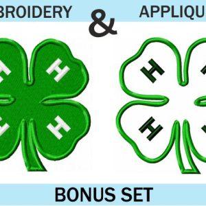 4H-club-embroidery-logo-set-blucatreddog.is