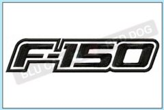 Ford-F150-embroidery-logo-blucatreddog.is