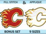 calgary-flames-embroidery-logo-set-blucatreddog.is