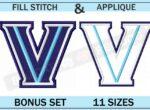 villanova-embroidery-logo-set-blucatreddog.is