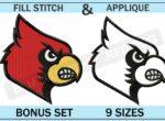 louisville-cardinals-embroidery-logo-set-blucatreddog.is