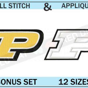 Purdue-University-embroidery-logo-set-blucatreddog.is