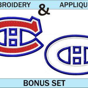 Montreal-Canadiens-logo-embroidery-and-applique-designs-bonus-set