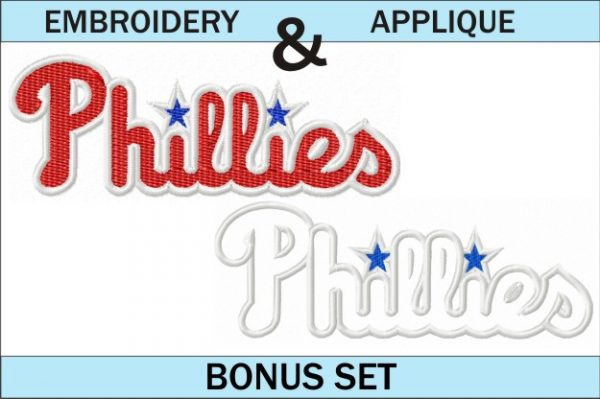Philadelphia-Phillies-logo-embroidery-and-applique-designs-bonus-set