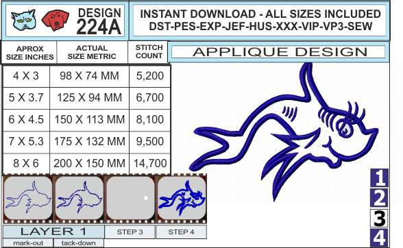 one-fish-embroidery-applique-infochart