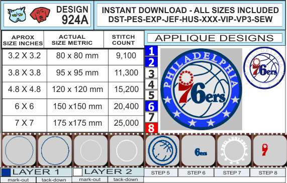 philadelphia-76ers-applique-design-infochart