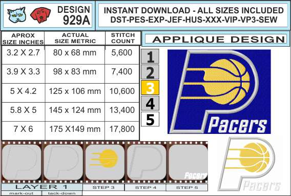 indiana-pacers-embroidery-design-infochart