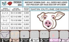 cute-pig-embroidery-outline-infochart