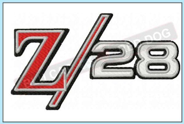 camaro-z28-embroidery-logo-blucatreddog.is