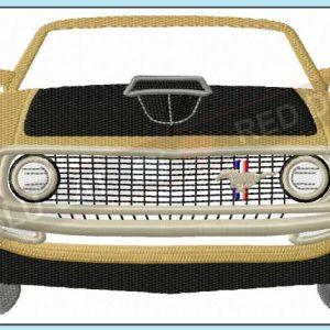 Mustang-Mach-1-Embroidery-design-blucatreddog.is