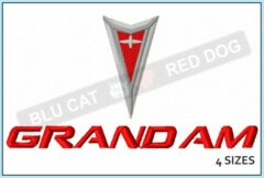 pontiac-grand-am-embroidery-logo-blucatreddog.is