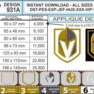 vegas-golden-knights-applique-design-infochart