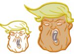 Donald-Trump-Applique-embroidery-design