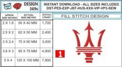 maserati-embroidery-design-infochart