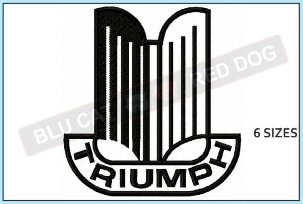 triumph-car-embroidery-logo-blucatreddog.is
