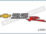Chevy-ssr-embroidery-logo-blucatreddog.is