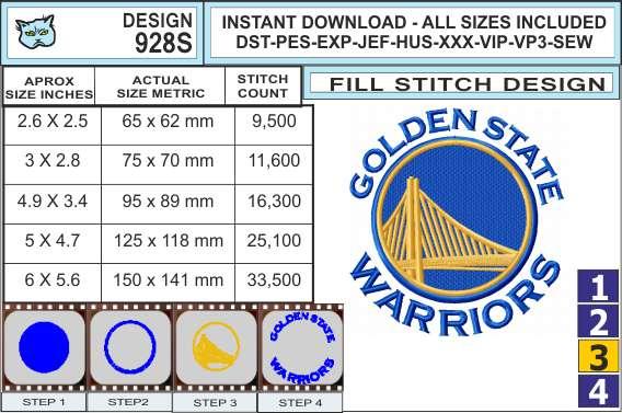 golden-state-warriors-embroidery-design-infochart