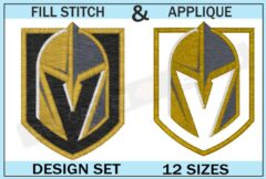 golden-knights-embroidery-logo-set-BLUCATREDDOG.IS