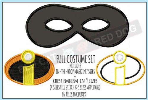 Incredibles-embroidery-costume-set-blucatreddog.is