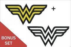 Wonderwoman-Logo-Embroidery-&-Applique-Designs