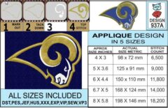 los-angeles-rams-applique-design-infochart