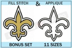 saints-embroidery-logo-set-blucatreddog.is