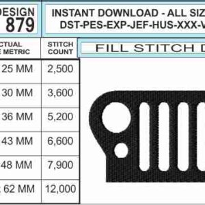 classic-jeep-grille-embroidery-design-infochart