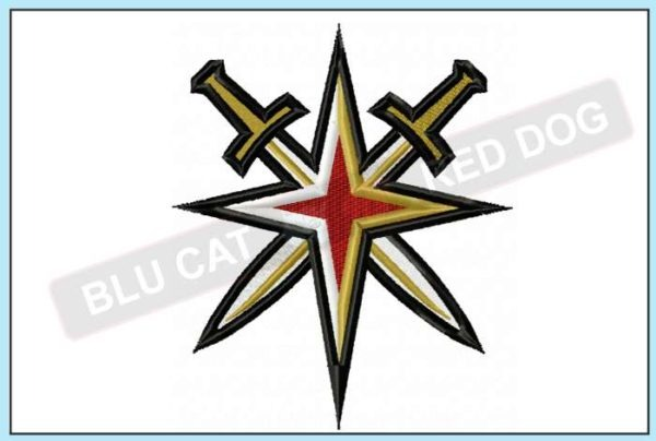 vegas-golden-knights-secondary-logo-embroidery-blucatreddog.is