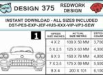 corvette-c1-1958-redwork-embroidery-design-specs-blucatreddog
