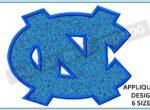 tar-heels-embroidery-logo-blucatreddog.is