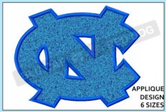 tar-heels-embroidery-logo-blucatreddog.is